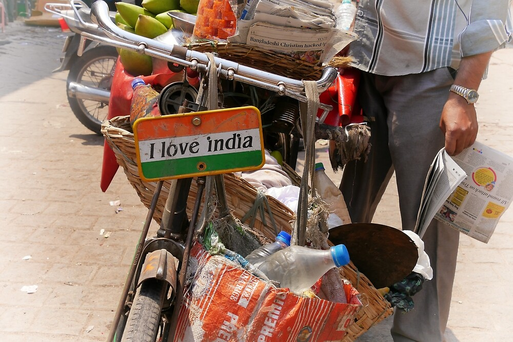 i love india by handheld-films