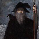 Odin by DionysianArtist