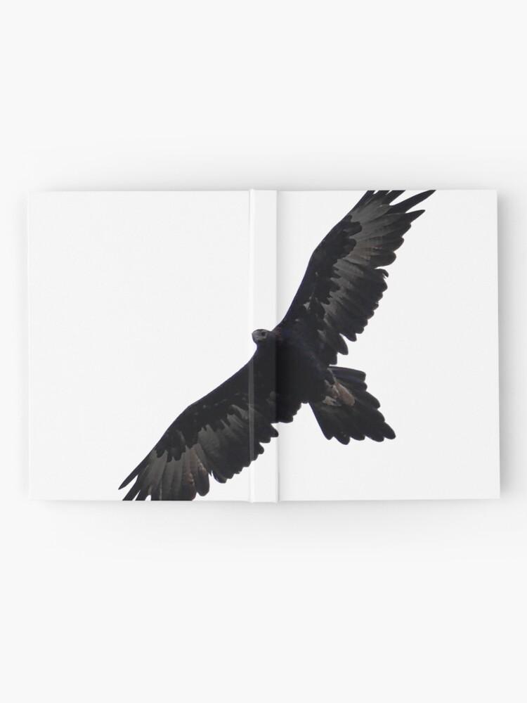 Alternative Ansicht von Wedge-Schwanz Notizbuch