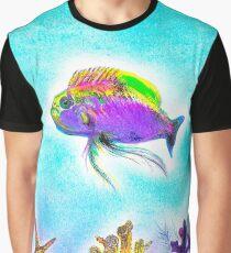 The underwater world Graphic T-Shirt