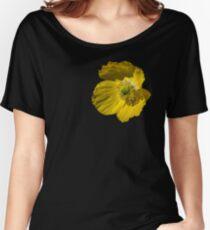 Summer Poppy Women's Relaxed Fit T-Shirt