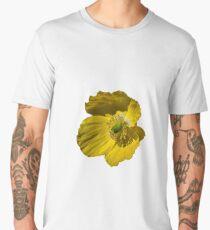 Summer Poppy Men's Premium T-Shirt