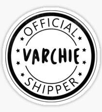 Official Varchie Shipper Sticker