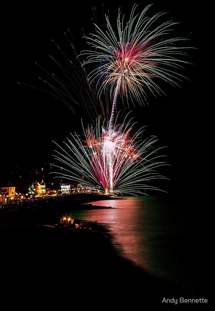 Folk Fireworks by Andy Bennette