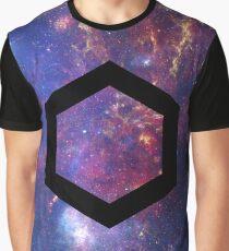 Galaxy Shine Graphic T-Shirt
