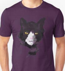 sumi cat Unisex T-Shirt