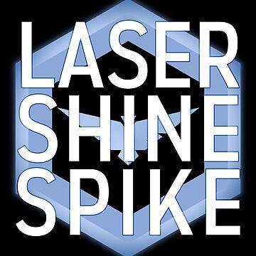 Laser Shine Spike by Waveshine