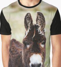 Irish Donkey Graphic T-Shirt