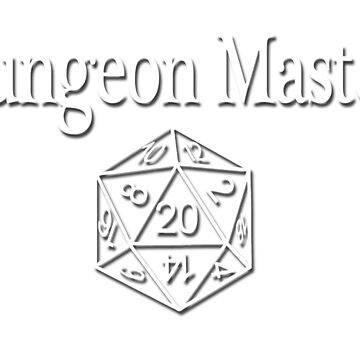 Dungeon Master d20 by Shadowrun312