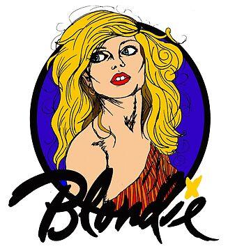 Blonde Bombshell by niamhkerins