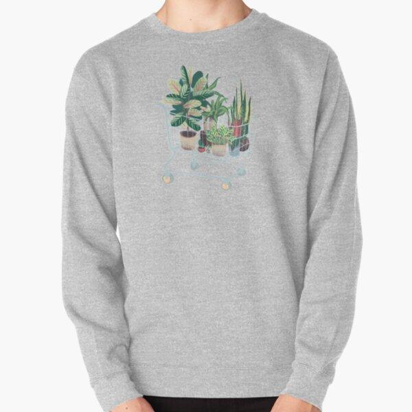 Plantez des amis Sweatshirt épais