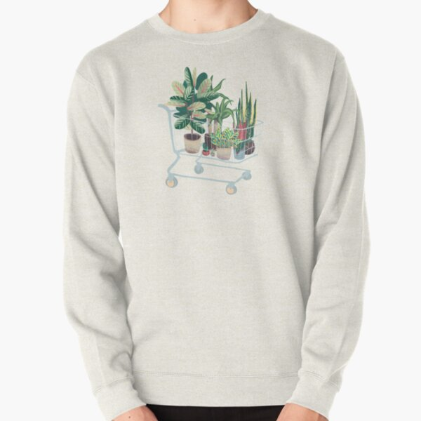 Plant friends Pullover Sweatshirt