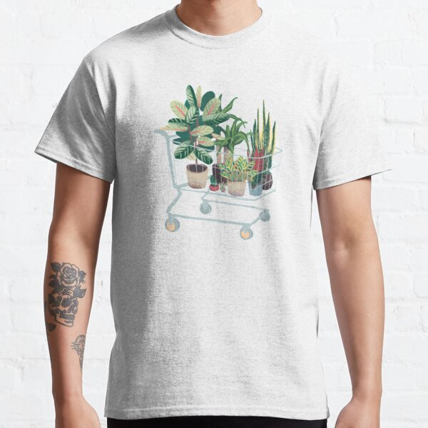 Planta amigos Camiseta clásica