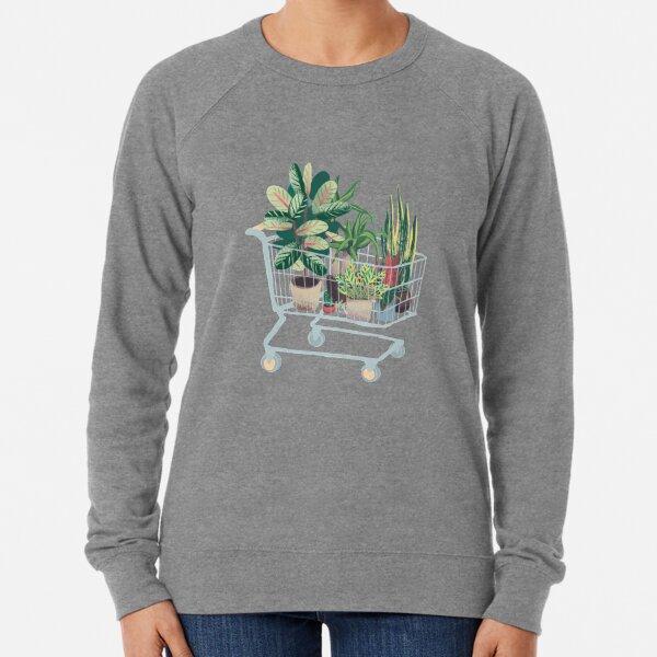 Plant friends Lightweight Sweatshirt