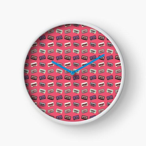 Pixel cassette Reloj