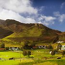 Wee Village of Staffin - Isle of Skye - Trotternish Peninsula by Yannik Hay