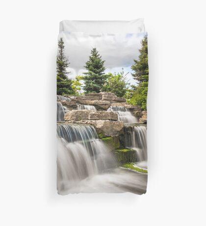 Richmond Green Waterfall Duvet Cover