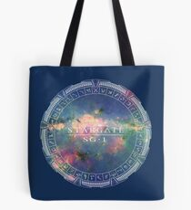 Stargate to the Galaxy Tote Bag