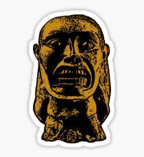 Indiana Jones Idol - T-shirt Sticker