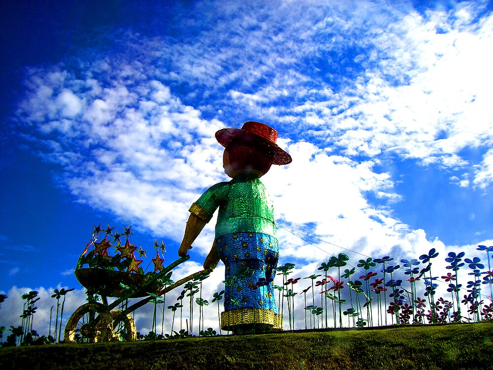 El Jardinero by Glenn Browning