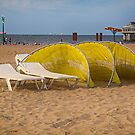 Beach - Scheveningen - The Hague by Yannik Hay