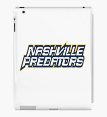 Nashville Predators iPad Case/Skin