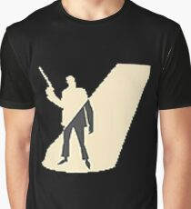 Team Fortress 2 Spy Graphic T-Shirt