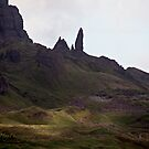 Old Man of Storr - Isle of Skye by Yannik Hay