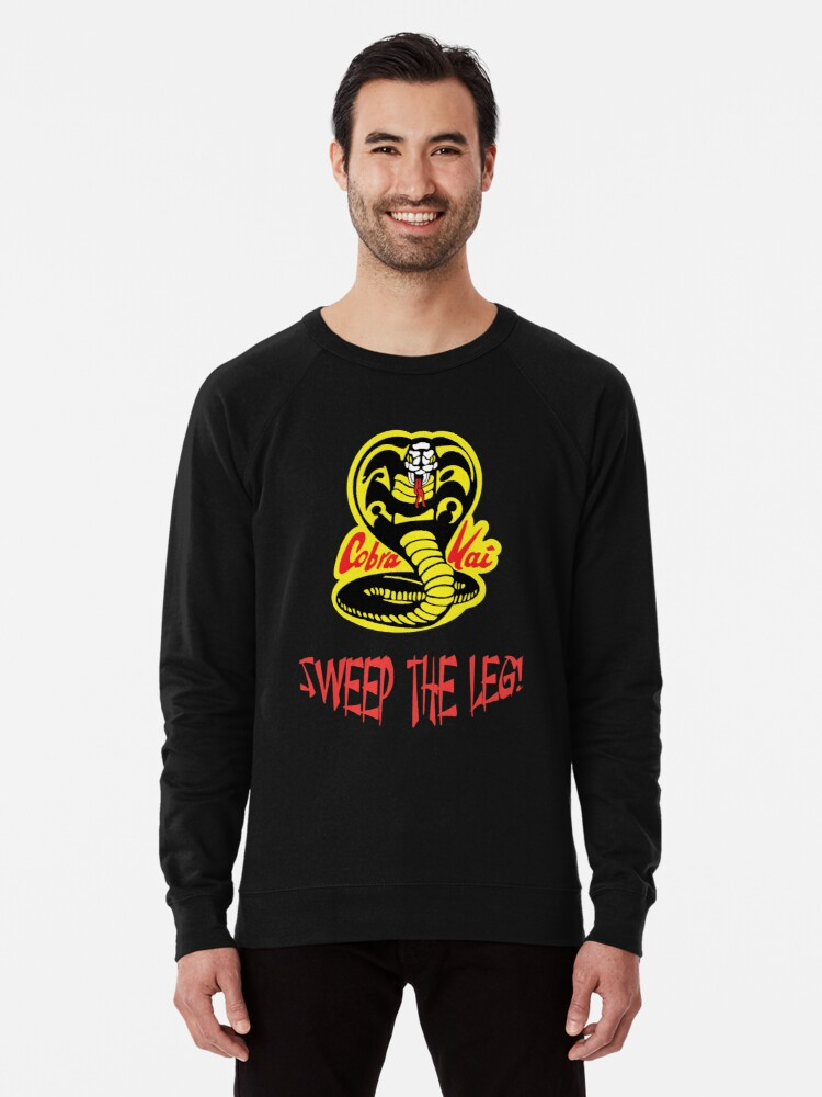 11c01b24d Cobra Kai - Sweep The Leg (Karate Kid)