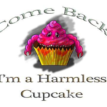 Harmless Cupcake by Shadowrun312