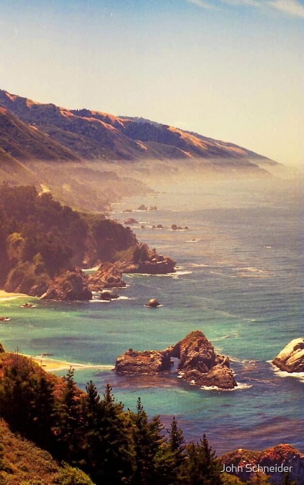 Big Sur by John Schneider