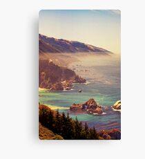 Big Sur > Canvas Print