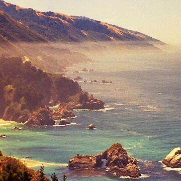 Big Sur by woodeye518