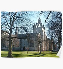 King's College, Old Aberdeen II Poster