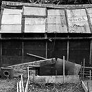 Black&white shed by jimf66