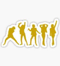 Jagger Sticker