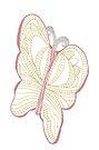 Metallic Butterfly by KazM
