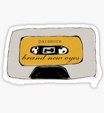 brand new eyes mixtape Sticker