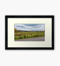 Dundee Countryside Framed Print