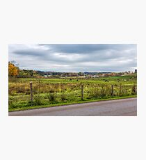 Dundee Countryside Photographic Print
