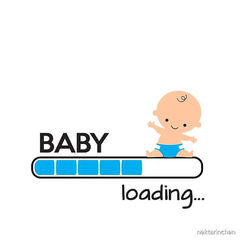 Baby Loading Magic Ocean