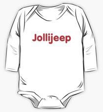 Jollijeep - T-shirt (Jollibee Spoof) One Piece - Long Sleeve