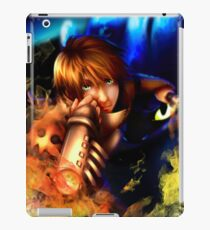 The soul of a dragon - HTTYD2 fanart iPad Case/Skin
