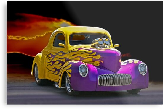 1941 Wild Willys Coupe by DaveKoontz