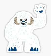 Cute Wampa - T-shirt Sticker