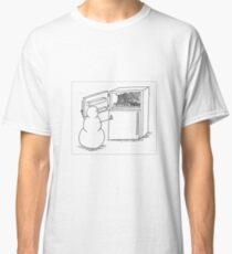 The Snowman Nursery Classic T-Shirt