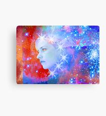 Star Breakout Canvas Print