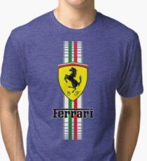 Ferrari Tri-blend T-Shirt