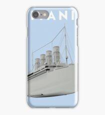 RMS Titanic Cruiser boat iPhone Case/Skin