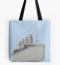 RMS Titanic Cruiser boat Tote Bag